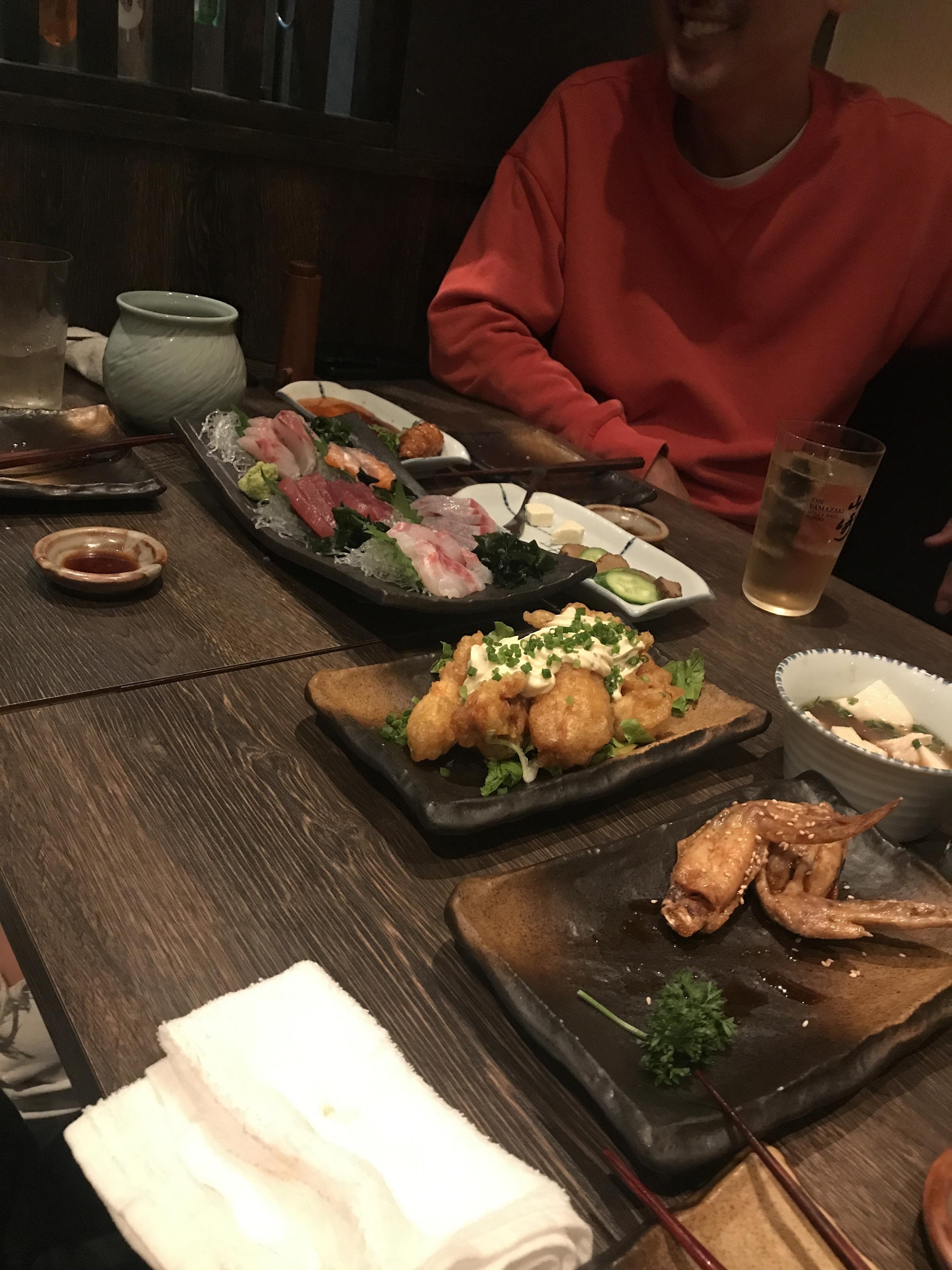 神戸さんと峰さんとご飯!